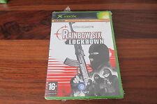 Tom Clancy's Rainbow Six : Lockdown pour Xbox