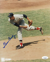 RED SOX Gene Conley signed 8x10 photo JSA COA AUTO Autographed Boston