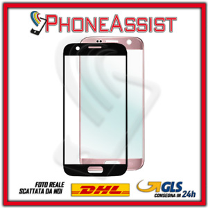 Verre Avant Pour Samsung Galaxy S7 G930F Régénération Display LCD Rose Pink