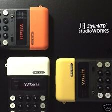 VFD Display Color Filter-Orange-For vintage Calculator CASIO,OMRON,BRAUN & more~