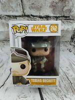 Star Wars Funko POP! Tobias Beckett #242