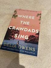 Where The Crawdads Sing by Delia Owens (2019, Paperback)