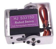 HJ S3315D Brushless Motor Servo Digital Full Metal Gear Servos For RC Car Robots