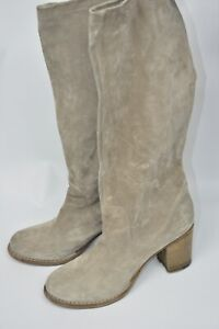 FIORENTINI + BAKER LEATHER WOMENS BOOTS 41 US 7