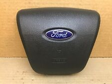 FORD FUSION DRIVER SIDE STEERING WHEEL AIR BAG AIRBAG LEFT BLACK INT TRIM DW AW