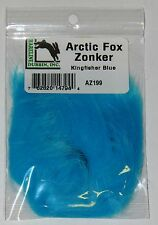 HARELINE ARCTIC FOX ZONKER FOR FLY JIG TYING YOU PICK COLOR