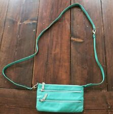 Hobo International - Agua Turquoise - Leather - Mara Crossbody Purse $148
