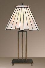 """Tiffany style unique en verre coloré bureau lampe de table-large 13"""""""