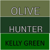 Won/'t Pop Off Queen Fitted Sheet Deep Pocket Olive Hunter Green Sheets Any Queen
