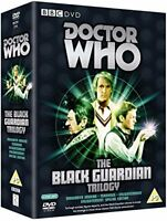 Doctor Who - The Black Guardian Trilogy Mawdryn Undead  Terminus  Enlightenme