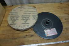 "Shopsmith Mark V 510/520 Used Steel 12"" Sanding Disc W/ 15-36 Grit Floor Pads!"