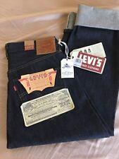 NWT LEVI'S 501-1947 VINTAGE-STYLE  475010167 34W 36L USA RIGID CONE MILLS LVC XX