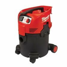 Milwaukee AS 300 EMAC - dust extractors (Black, Red)