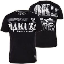 YAKUZA T-Shirt OK TSB-487 Schwarz T-Shirts