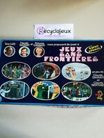 Vintage Années 80 JEUX SANS FRONTIÈRES complet