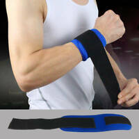 Sports Wrist Band Brace Wrap Support Gym Strap Carpal Tunnel Bandage Uesful