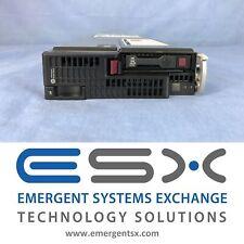 HP 634975-B21 BL465c G8 Blade Server 2x AMD 6378 @ 2.4GHz 128GB RAM 2x 146GB 15k