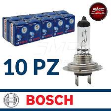 10 LAMPADE BOSCH H7 PURE LIGHT 12V 55W (10 PEZZI) COD. 1987302777