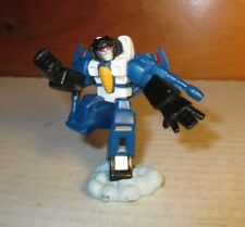 2007 Transformers G1 Generation 1 Series Robot Heroes Thundercracker Figure