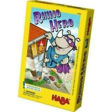 HABA Super Rhino Hero Board Game (4789)