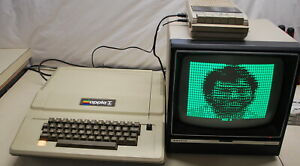 Fully Operational Apple I Exact Copy Engineered to work in Classic Apple II Case