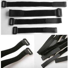 5stk Klettbänder Klettkabelbinder Klettverschluss Kabelbinder Schlaufenband DE