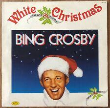 BING CROSBY - WHITE CHRISTMAS - LP