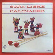 Cal Tjader Sona Libre Latin Jazz  VERVE 1963