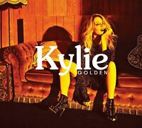 KYLIE : GOLDEN (DIGIPACK) - BRAND NEW & SEALED CD///
