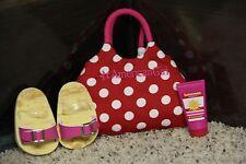 """American Girl Store Exclusive """"Swim Tote & Gear"""" - COMPLETE - NIB"""