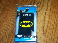 6 Hard Phone Back Cases Cover Samsung Galaxy S3 GENUINE DC COMICS BATM