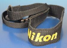 Nikon ca. 1m Tragegurt carrying strap Trageriemen - (41909)
