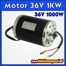 Ersatzteil Elektro-Scooter Motor 36V 1000W MY1020 Gleichstrommotor Elektromotor