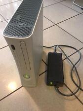 xbox 360 CORE console funzionante on line + alimentatore funzionante LETTORE OFF