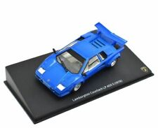 Lamborghini Countach, LP 400S, Blue,1978, 1/43 Scale, MAG JT04