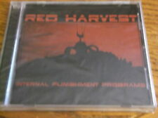 Internal Punishment Programs by Red Harvest  (NEW SEALED CD)