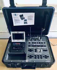 Sony GV-D800 Digital 8 Video Walkman VCR W/SUR-TEC DCS-9 Wireless Control Center