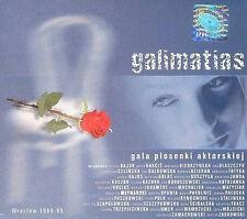 Galimatias - Gala Piosenki Aktorskiej (CD 3 disc)  NEW