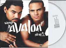AVALON - Big up CD SINGLE 5TR EUROVISION 2005 SWEDEN MELODIFESTIVALEN MOHOMBI