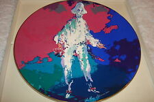 "Royal Doulton ""Pierrot"" Collector Plate by Le Roy Nieman 1975, Nib[a4*rack]"