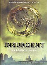 Veronica Roth SCHWEDISCH: Insurgent, Gebunden, NEU