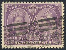 CANADA #62 Used VF - $2.00 Jubilee