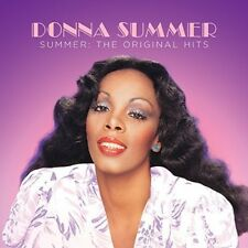 Donna Summer - Summer: The Original Hits [New CD]