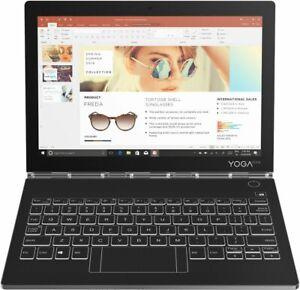 """Lenovo Yoga Book C930 10.8"""" 2-in-1 Laptop 1.2GHz i5-7Y54 4GB 128GB SSD - READ"""