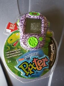 New Pocket Pixter Dinoraptor Fisher Price Needs Batteries