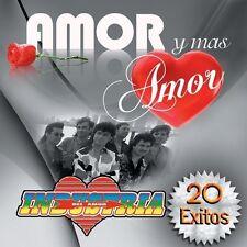 Industria del Amor - Amor y Mas Amor [New CD]