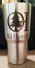 20 OZ RTIC Custom ENGRAVED Tumblers - Engraved Same Day, Shipped Out Next Day!