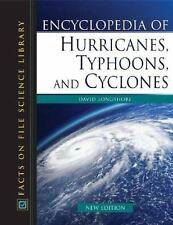 Encyclopedia of Hurricanes, Typhoons, and Cyclones (Facts on File Science Librar