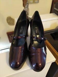 Luxus Schuhe Damen Stuartz Weitzmann Lackleder-Pumps in sehr gutem Zustand Gr.40