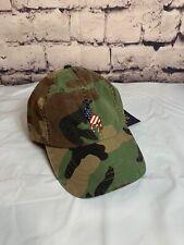 Polo Ralph Lauren Mens Camouflage Baseball Hat